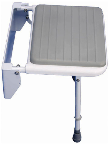 Solo Standaard Padded Douche Seat (VB634)