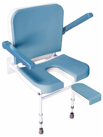 Duo Deluxe 2 in 1 Douche Seat (VB651)