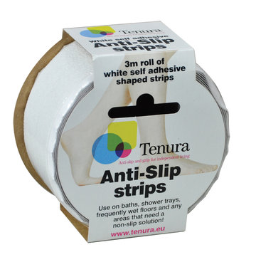 Tenura Aqua Safe Anti Slip Bad en Douche Strips (VM995B)